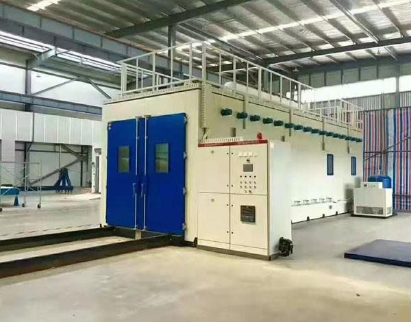 高低温试验箱低温度不稳定的解决方案